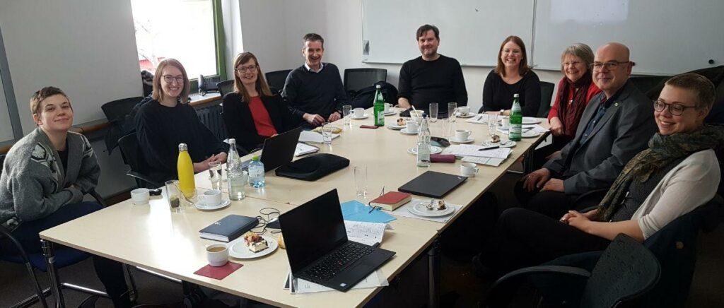 Beiratstreffen am WZB Berlin